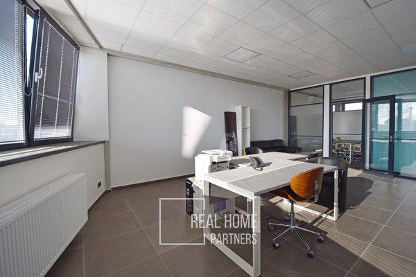 Pronájem, Kanceláře, 48 m² - Brno - Černovice, ulice OLomoucká