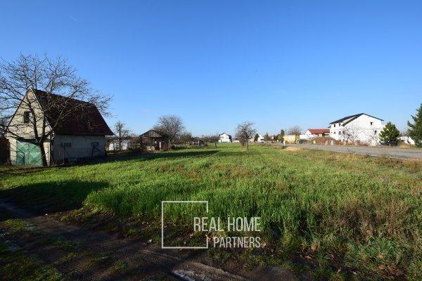 Prodej, Pozemky pro bydlení, 2.166 m² - Brno - Tuřany
