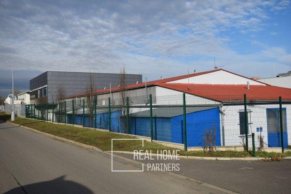 Pronájem výrobní haly, CP 498 m2, ul. Sokolova, Brno – Horní Heršpice