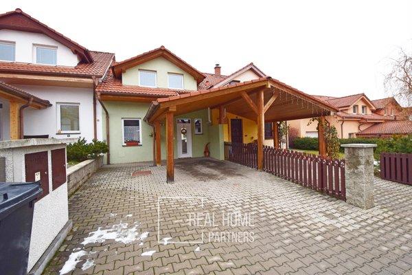 Prodej, Rodinné domy, 100m², pozemek 203m2 - Kuřim