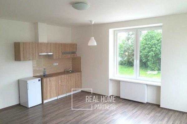 Prodej  byt 1+kk, po rekonstrukci, CP 32 m2, Brno-Maloměřice