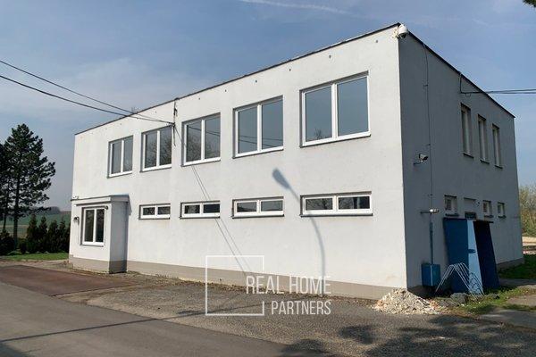 Pronájem administrativní budovy, ZP 244 m², Ořechov, Brno - venkov