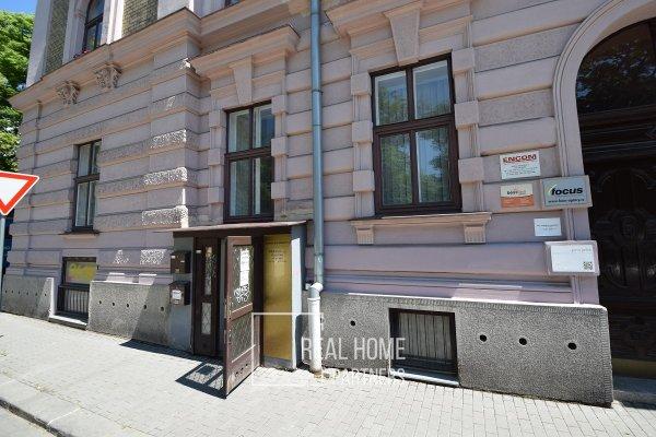 Pronájem, Restaurace, 300m² - Brno - Černá Pole, ul. Vrchlického sad