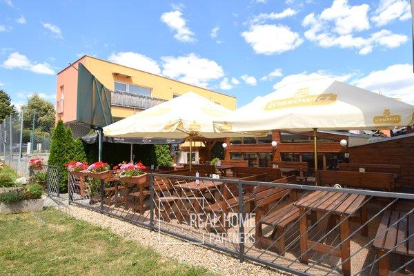 Pronájem restaurace 285 m2 se zahrádkou  165 m2,  Vavřinecká, Brno - Komín