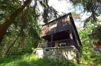 Prodej chata 3+1 48 m2 s terasou 14 m2 Brno - Kníničky, Brněnská přehrada