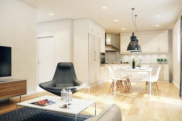 Prodej, novostavba byt 2+kk, CP 54 m², sklep, Brno - střed