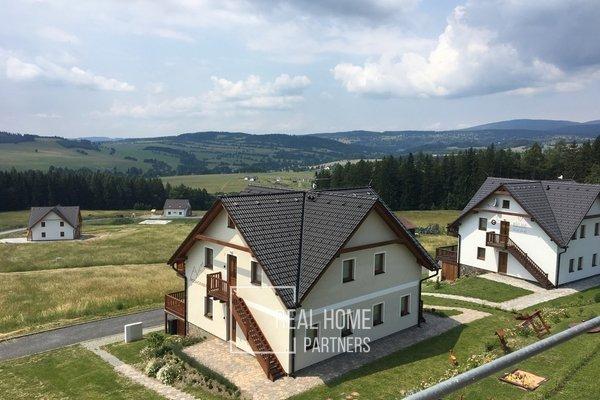 Prodej horský apartmán - novostavba 2+kk 64 m2 s parkovacím stáním, Malá Morávka, Jeseníky