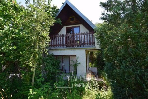 Chata s pozemkem, CP 2.240 m² - Brno - Dvorska