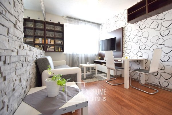 Prodej cihlový byt - novostavba 2+kk 44 m2 s venkovním stáním, Brno - Žabovřesky