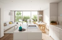 Prodej rodinný dům - novostavba 5+kk s garáží, terasou, Šlapanice u Brna, Brno - venkov