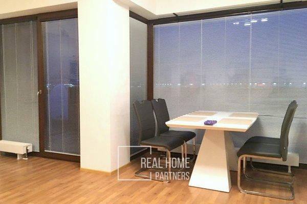 Pronájem, novostavba Byt 3+kk, terasa, garážové stání, sklep, CP 81m², Brno -Slatina