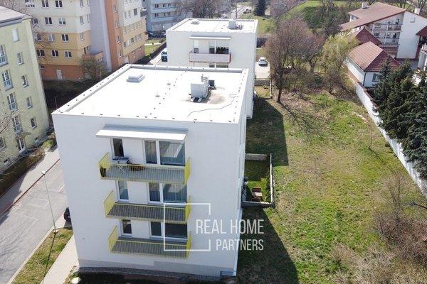 Prodej byt novostavba 2+kk 63 m2 s terasou 8 m2, Olomouc