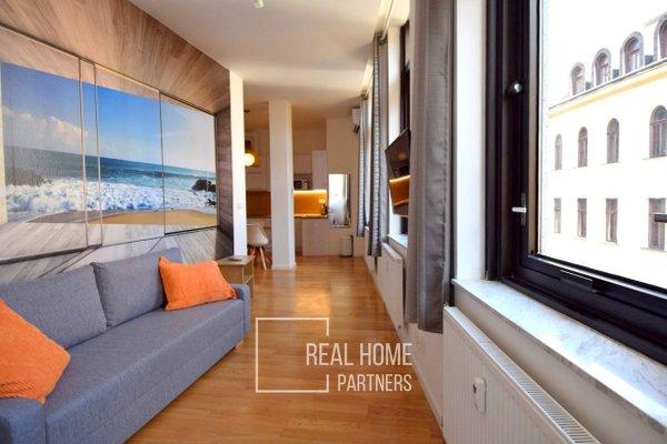 Pronájem, byt 2+kk, klimatizace, CP 54 m2, Brno - střed, Palác Kobližná