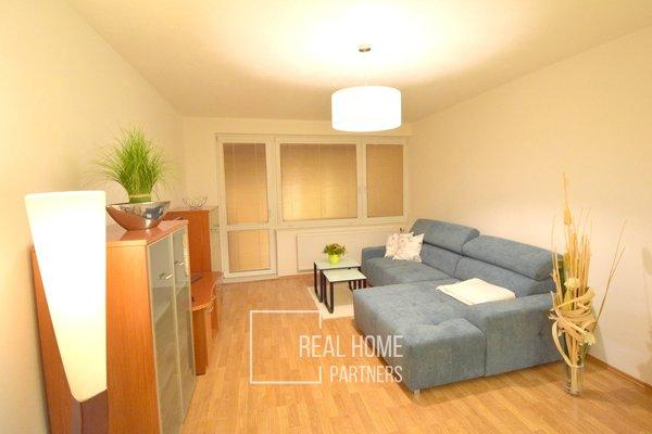 Pronájem novostavba cihlový byt 2+kk 60 m² s balkónem, Majdalenky, Brno - Lesná