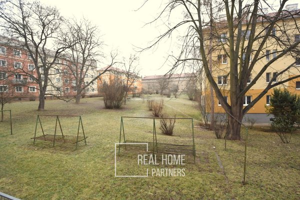 Prodej cihlový byt 3+1 v OV, Jindřichova, Brno - Žabovřesky