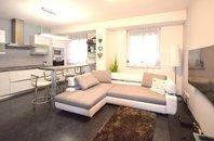 Pronájem novostavba cihlový byt 2+kk, 55 m2, Azurová, Brno - Řečkovice