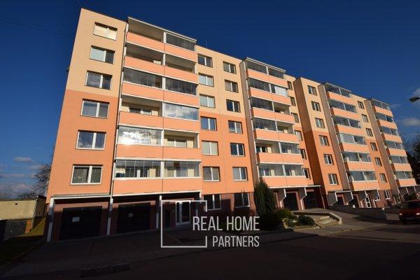 Pronájem bytu OV 3+1, CP 77 m², Brno – Řečkovice, ul. Renčova