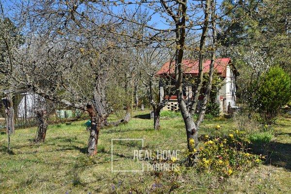 Prodej chaty 13 m², pozemek 453m² - Brno-Židenice