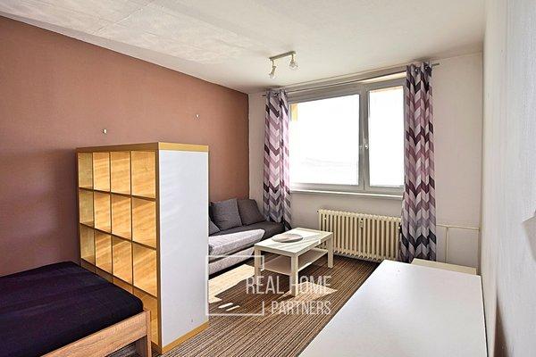 Pronájem, bytu 1+1, 32 m² - Brno-Jundrov
