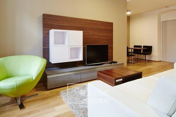 Pronájem, luxusní byt  2+kk, klimatizace, CP 82 m² , Brno-střed
