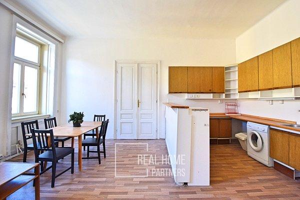 Pronájem bytu 4+kk, 100 m² - Brno-Ponava