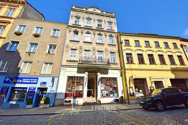 Prodej činžovního domu, 1039m² - Olomouc