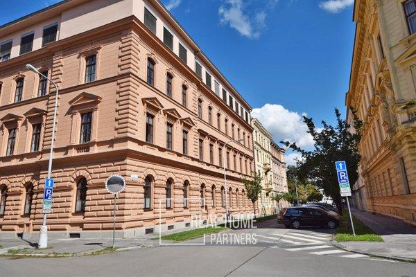 Pronájem bytu 2,5+1, CP 80 m2, Brno – Černá Pole, ul. Kudelova