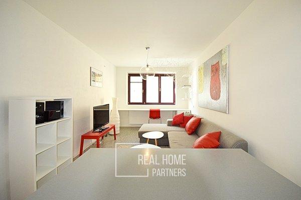 Pronájem byty 2+kk, 43 m² - Brno