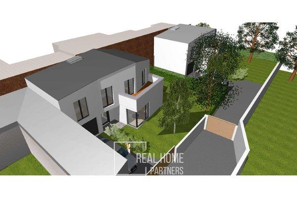 Prodej rodinného domu 153 m², pozemek 438 m² - Pohořelice