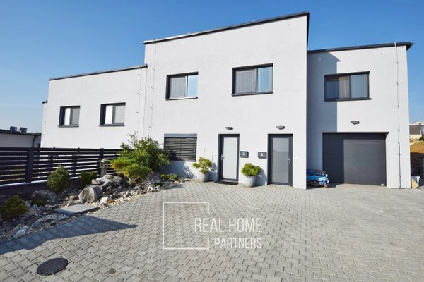 Prodej bytu OV 4+kk s terasou, novostavba, CP 113 m², Hajany, Brno – venkov