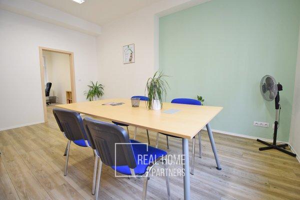 Pronájem kancelářských prostor, CP 93 m2, Brno-střed, ul. Orlí