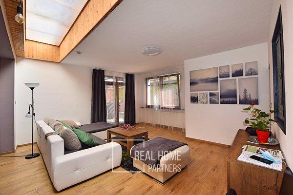 Pronájem rodinného domu, 108 m², pozemek 120 m² - Brno-Líšeň