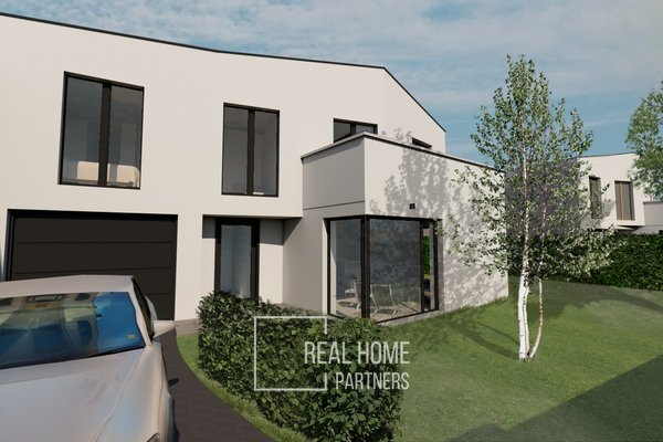 Prodej rodinného domu 153 m², pozemek 308 m² - Brno-venkov
