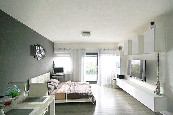 Pronájem bytu 1+kk, 37 m² + terasa 20 m² - Popůvky, Brno-venkov