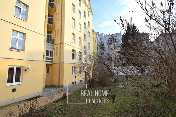 Prodej cihlový byt v OV 3+kk s balkónem, cca 84 m2, Úvoz, Brno - střed