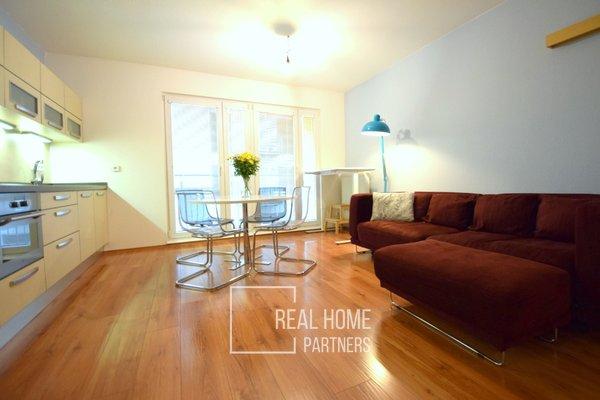 Prodej byt v OV, novostavba 3+kk s balkónem, garáží,  Brno - jih