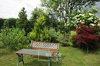 Pronájem byt po rekonstrukci 2+kk + pracovna, zahrada, parkovací místo, Šlapanice, Brno-venkov