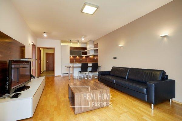 Pronájem, Byt 3kk, klimatizace, terasa, CP 74 m² Brno - střed