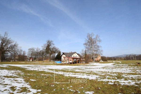 Prodej stavební parcela 1248 m2, Dolní Boříkovice, Králiky, Dolní Morava