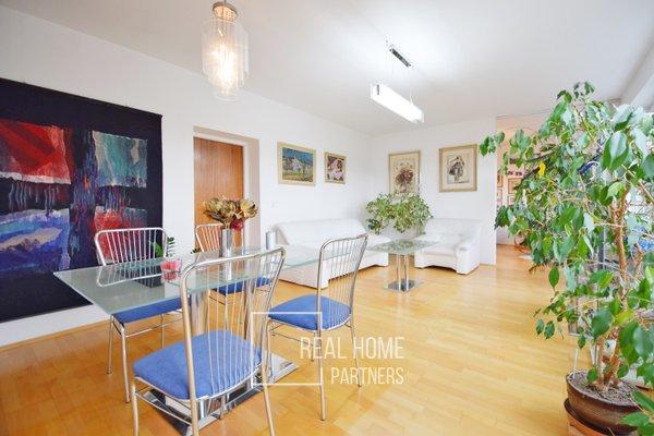 Pronájem bytu 3+1 s terasou v RD, CP 135 m2, Brno – Stránice, ul. Preslova