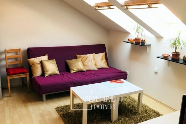 Pronájem, byt 2+kk, CP 40 m², klimatizace, Brno