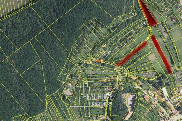 Prodej, Zemědělská půda, 7015 m² - Lelekovice