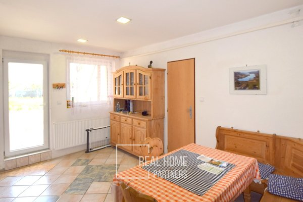 Prodej rodinný dům 4+1 118 m2, zahrada 312 m2, Nové Mlýny, okr. Břeclav