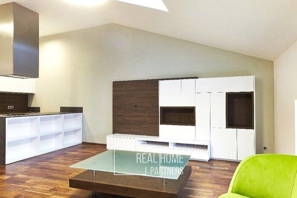 Pronájem, luxusní byt  2+kk, klimatizace, CP 74 m² , Brno-střed