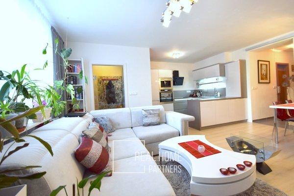 Prodej cihlový byt - novostavba 2+kk 69 m2 s venkovním stáním, Brno - Žabovřesky