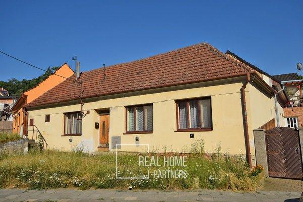 Prodej rodinného domu 3+1, CP 186 m2, Dolní Kounice, okres Brno-venkov