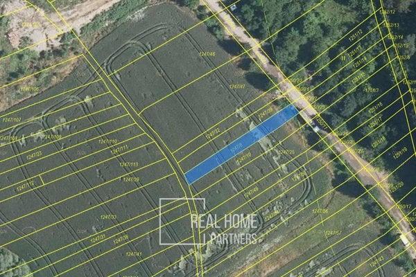 Prodej, Zemědělská půda, 1595m² - Lelekovice