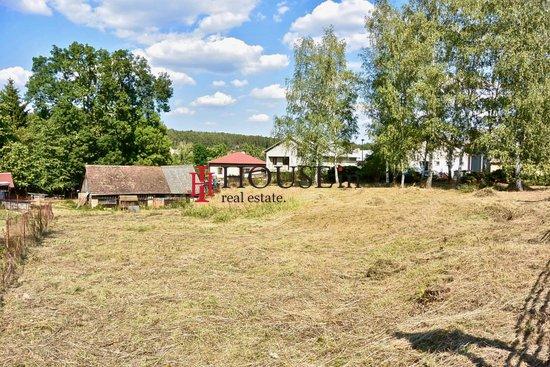 Prodej, Pozemky pro bydlení, 1328m² - Týnec nad Sázavou - Podělusy