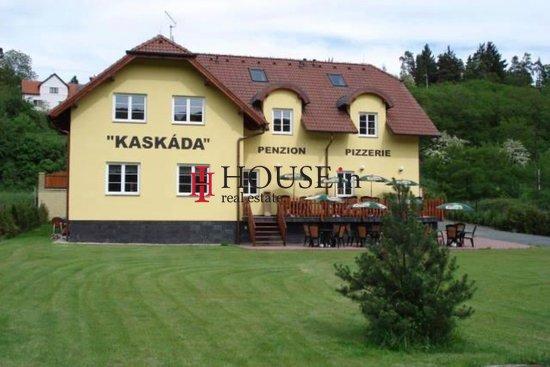 Prodej, Restaurace, 300m² - Vrané nad Vltavou