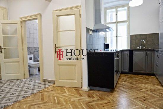 Pronájem, Kanceláře, 91m² - Praha - Vinohrady